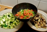 Ratatouille – a legitimate vegetable mélange