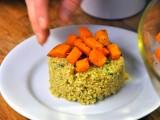 How to make a fancy vegan dinner for2