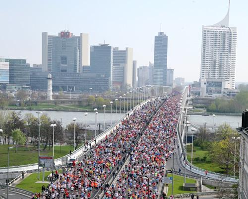 Photo courtesy of vienna-marathon.com