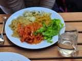 VeganOut in Vienna:Makro1